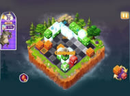"2 screenshot ""Cubis Kingdoms"""