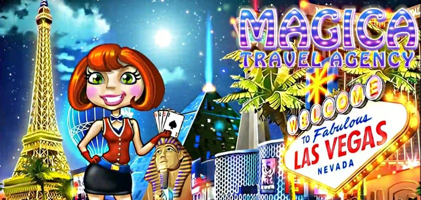 Magica Travel Agency: Las Vegas