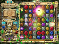 "1 screenshot ""The Treasures of Montezuma 4"""