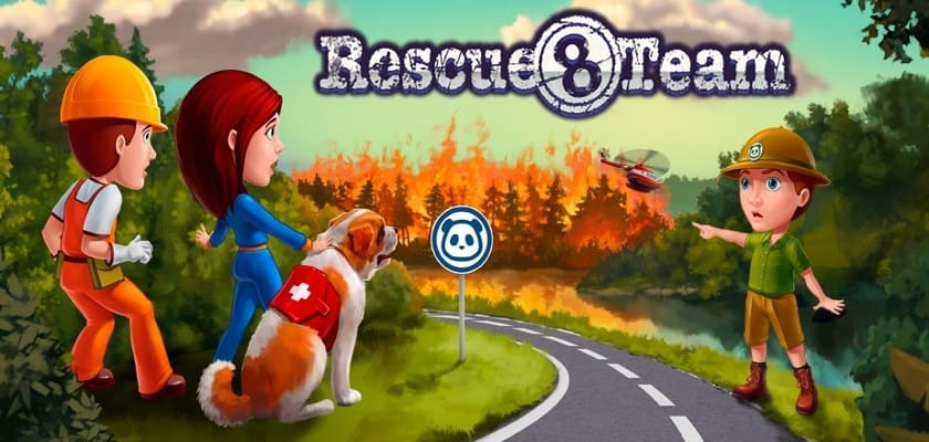 Rescue Team 8. Collector's Edition