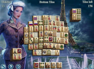 "4 screenshot ""World's Greatest Cities Mahjong"""