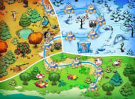 "2 screenshot ""Farm Frenzy and Crazy Bear Island"""
