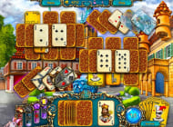 "3 screenshot ""Dreamland Solitaire"""