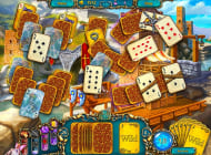 "4 screenshot ""Dreamland Solitaire"""