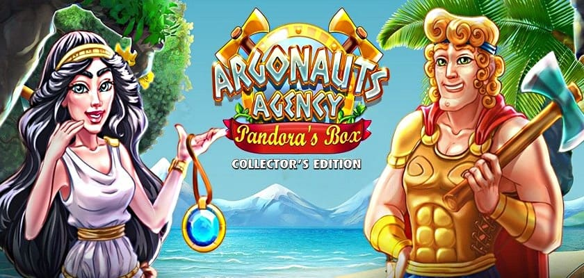 Argonauts Agency. Pandora's Box. Collector's Edition