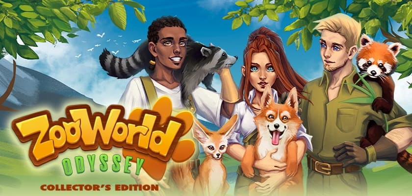 Zooworld: Odyssey + Collector's Edition