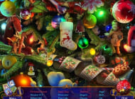 "4 screenshot ""Yuletide Legends 3: Who framed Santa Claus"""