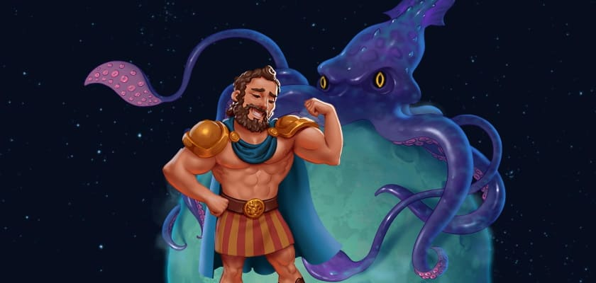 12 Labours of Hercules IX: A Hero's Moonwalk + Collector's Edition