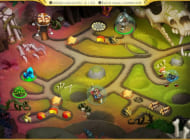 "3 screenshot ""12 Labours of Hercules IX: A Hero's Moonwalk"""