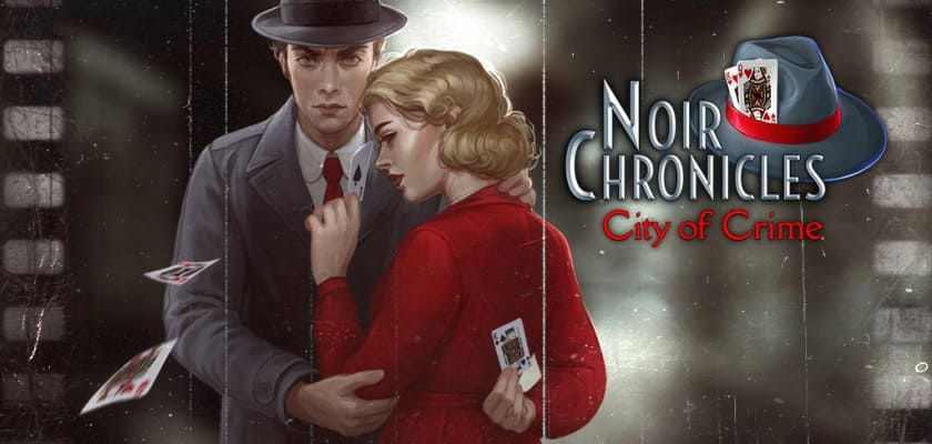 Noir Chronicles: City of Crime + Collector's Edition