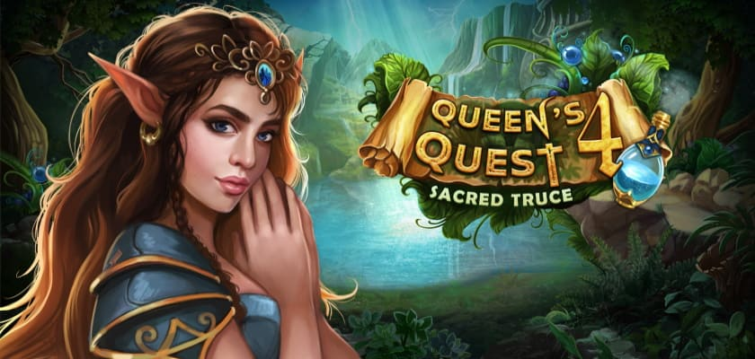 Queen's Quest 4: Sacred Truce + Collector's Edition