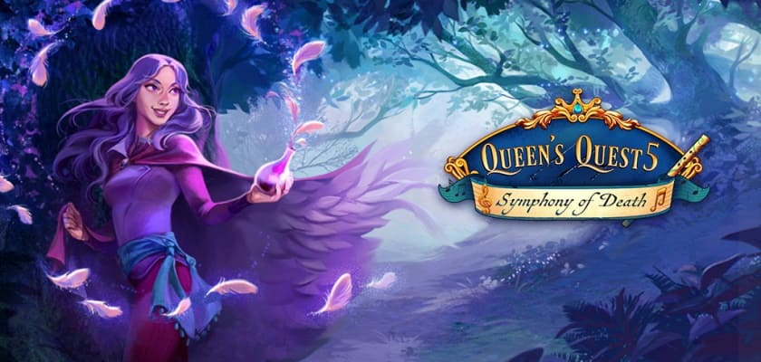Queen's Quest 5: Symphony of Death + Collector's Edition