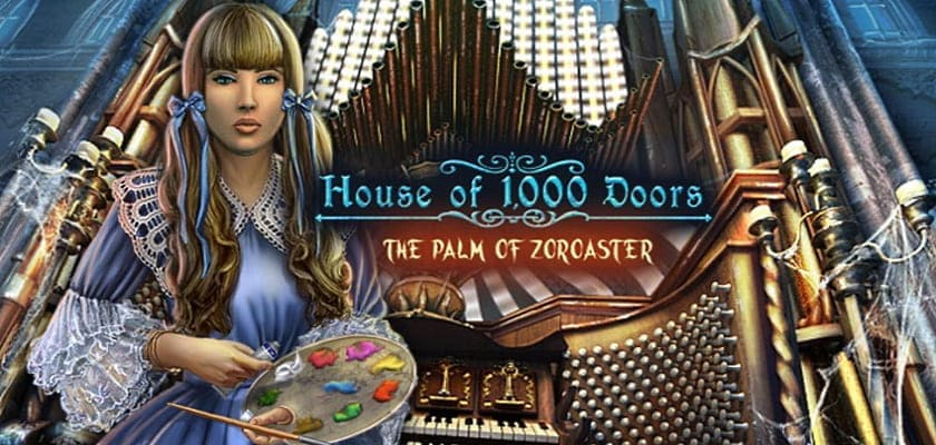 House of 1000 Doors: The Palm of Zoroaster + Collector's Edition