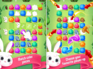 "3 screenshot ""Greedy Bunnies"""