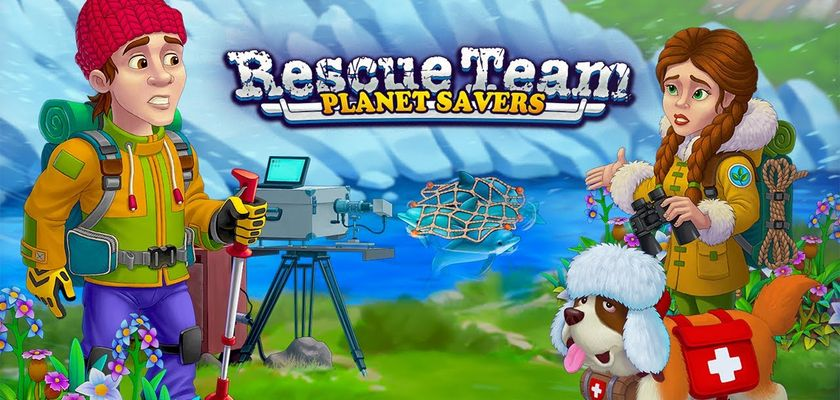 Rescue Team: Planet Savers + Collector's Edition