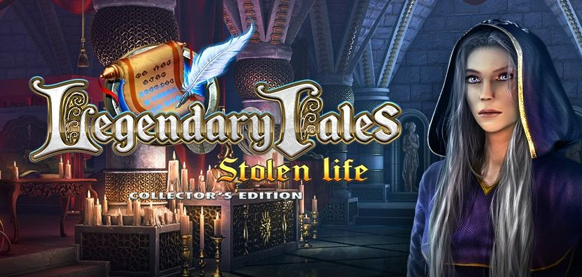 Legendary Tales: Stolen Life + Collector's Edition