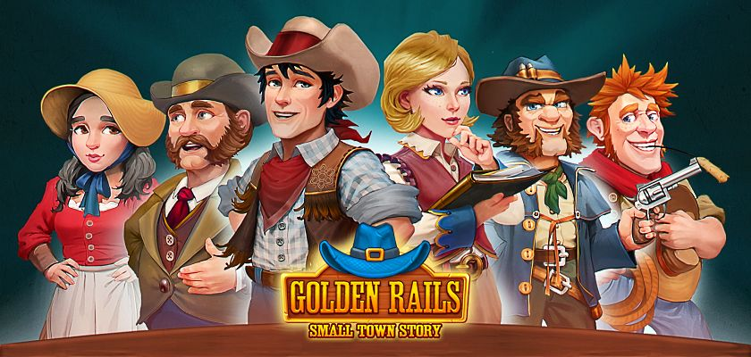 Golden Rails: Small Town Story + Collector's Edition