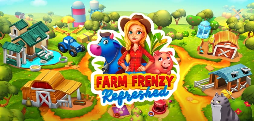 Farm Frenzy Refreshed + Collector's Edition