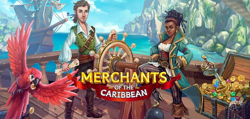 Merchants of the Caribbean + Collector's Edition