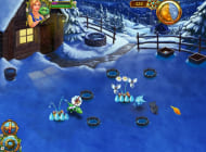 "4 screenshot ""Magic Farm 3: The Ice Danger"""