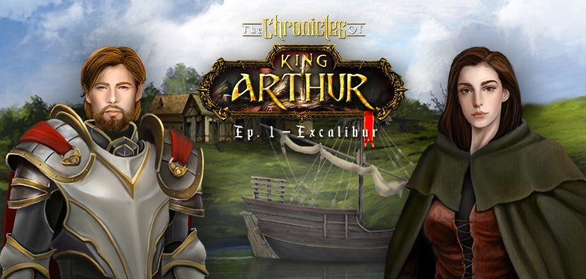 The Chronicles of King Arthur: Episode 1 — Excalibur